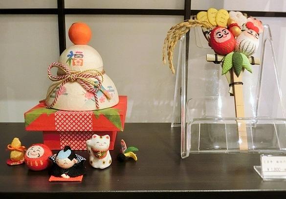 2019 クリスマス限定ワッフル・お正月飾り登場_c0335087_11542161.jpg