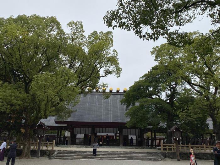 熱田神宮から名古屋駅周辺、観て食べて、地下街うろうろ、楽しんできました。_b0175688_20532733.jpg