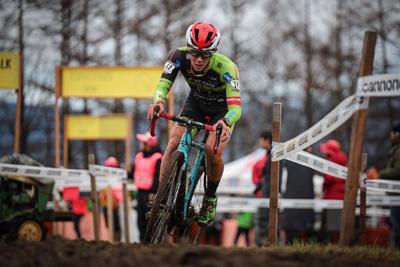 金栄堂サポート:SNEL CYCLOCROSS TEAM・積田連選手 UCI Class1 Rapha SuperCross Nobeyamaご報告&Fact®インプレッション!_c0003493_20312147.jpg