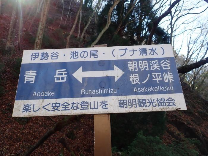 登山(ブナ清水~ハライド)  からの~朝明キャンプ!_a0049296_19131255.jpg