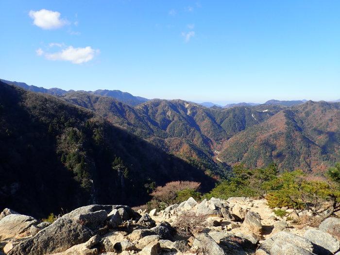 登山(ブナ清水~ハライド)  からの~朝明キャンプ!_a0049296_19321822.jpg