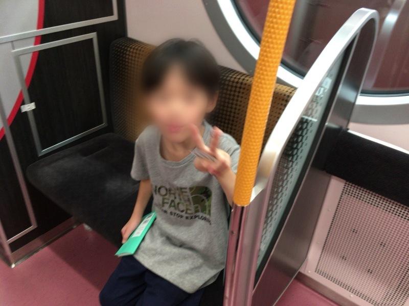 東京メトロ丸ノ内線の新型車両2000系に乗車。_d0367998_10225884.jpeg