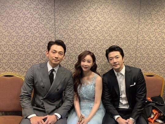 RAIN  ハム・ソウォンとクォン・サンウと一緒に_c0047605_12473957.jpg
