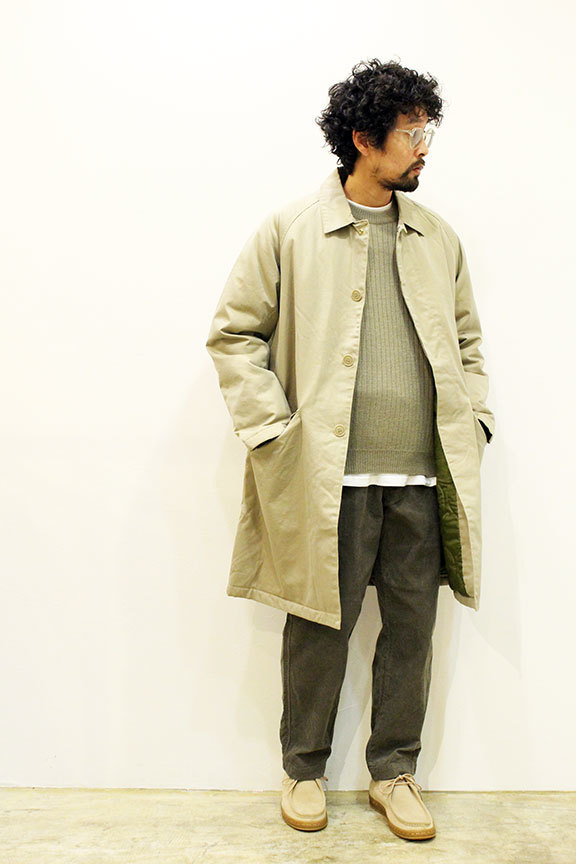 "Necessary or Unnecessary "" COAT Ⅱ \""_b0122806_13220112.jpg"