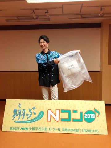 桐光学園合唱部 Nコン初全国の舞台へ@NHKホール_a0157409_08175967.jpeg