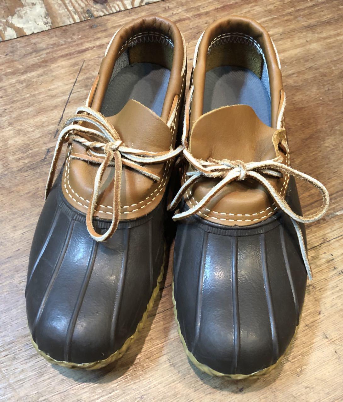 11月30日(土)入荷!! L.L Bean Bean boots !!_c0144020_13485227.jpg