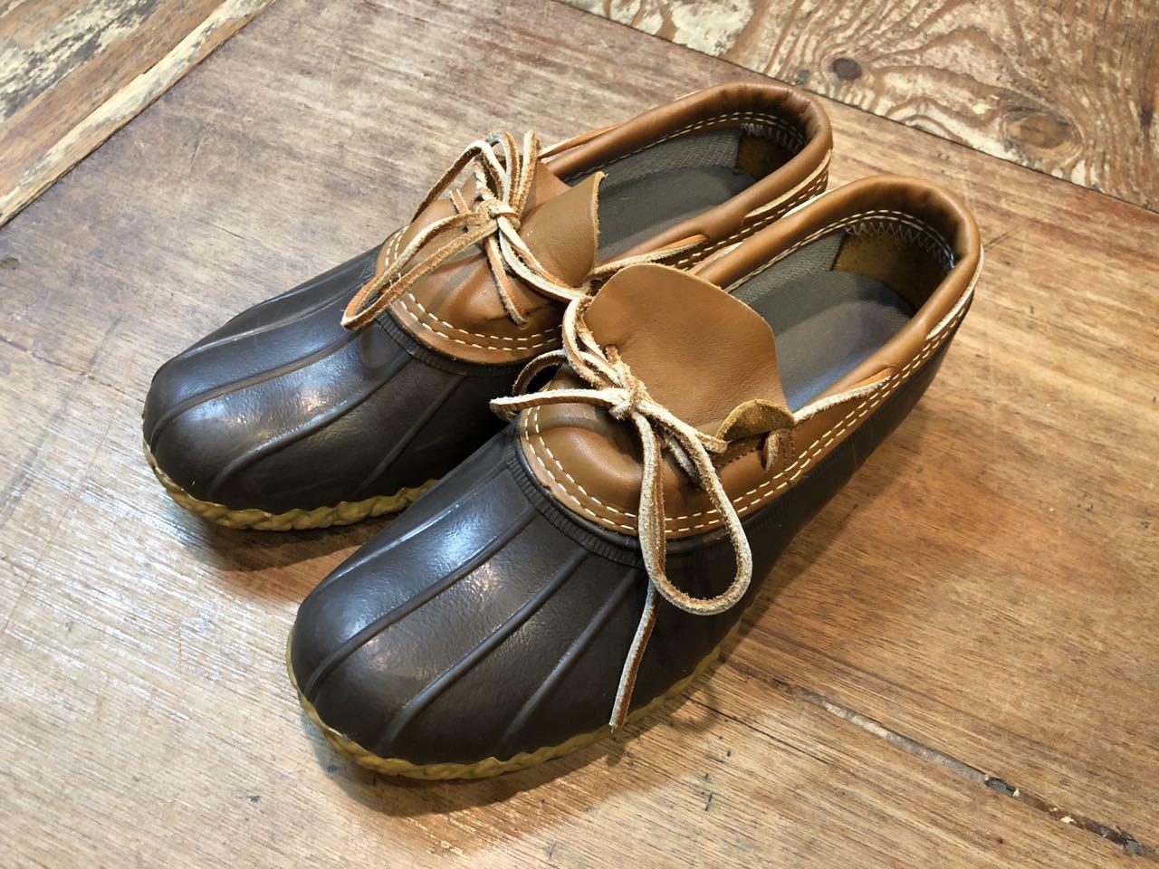 11月30日(土)入荷!! L.L Bean Bean boots !!_c0144020_13485924.jpg
