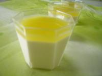 8月のお菓子・ココナツ風味のブランマンゼ_a0392423_01061963.jpg