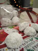 12月のお菓子・スノーボール_a0392423_01071664.jpg