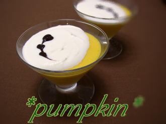 レシピ☆かぼちゃのムース_a0392423_01143715.jpg
