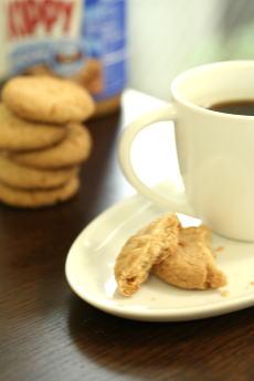 8月のお菓子・ピーナツバタークッキー_a0392423_01560746.jpg