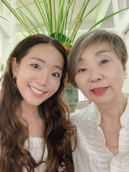 アランチーノ・アット・ザ・カハラにてお誕生日💞母親と一緒に。_c0187025_09220546.jpg