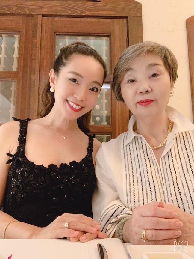 アランチーノ・アット・ザ・カハラにてお誕生日💞母親と一緒に。_c0187025_09325852.jpg