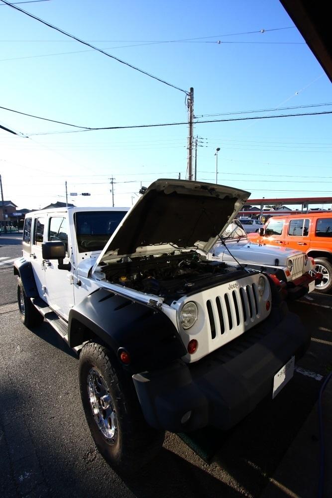 車検や雨漏り修理JKU経過報告 プラドもご納車完了です_f0105425_19114380.jpg