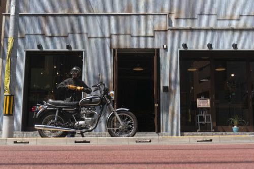 徳永 勝也 & Triumph Bonneville T140E(2019.05.26/TOKYO)_f0203027_14431268.jpg