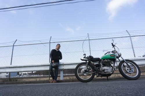 工藤 良平 & YAMAHA XS650E(2019.01.20/CHIBA)_f0203027_14474524.jpg
