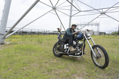山田 清次 & Harley-Davidson FLH(2019.05.20/OMITAMA)_f0203027_17474073.jpg