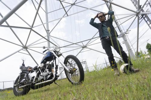 山田 清次 & Harley-Davidson FLH(2019.05.20/OMITAMA)_f0203027_17475790.jpg