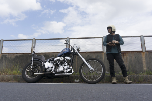 山田 清次 & Harley-Davidson FLH(2019.05.20/OMITAMA)_f0203027_17490925.jpg