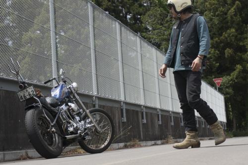 山田 清次 & Harley-Davidson FLH(2019.05.20/OMITAMA)_f0203027_17491819.jpg
