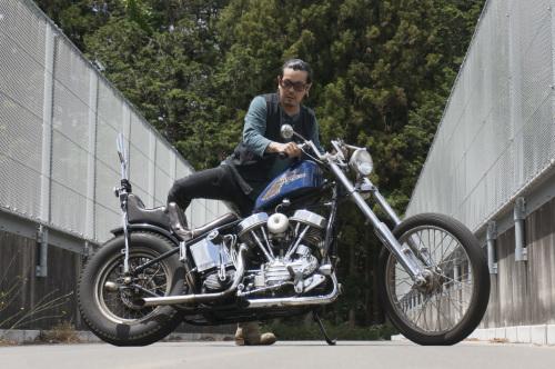 山田 清次 & Harley-Davidson FLH(2019.05.20/OMITAMA)_f0203027_17492300.jpg