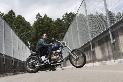 山田 清次 & Harley-Davidson FLH(2019.05.20/OMITAMA)_f0203027_17492736.jpg
