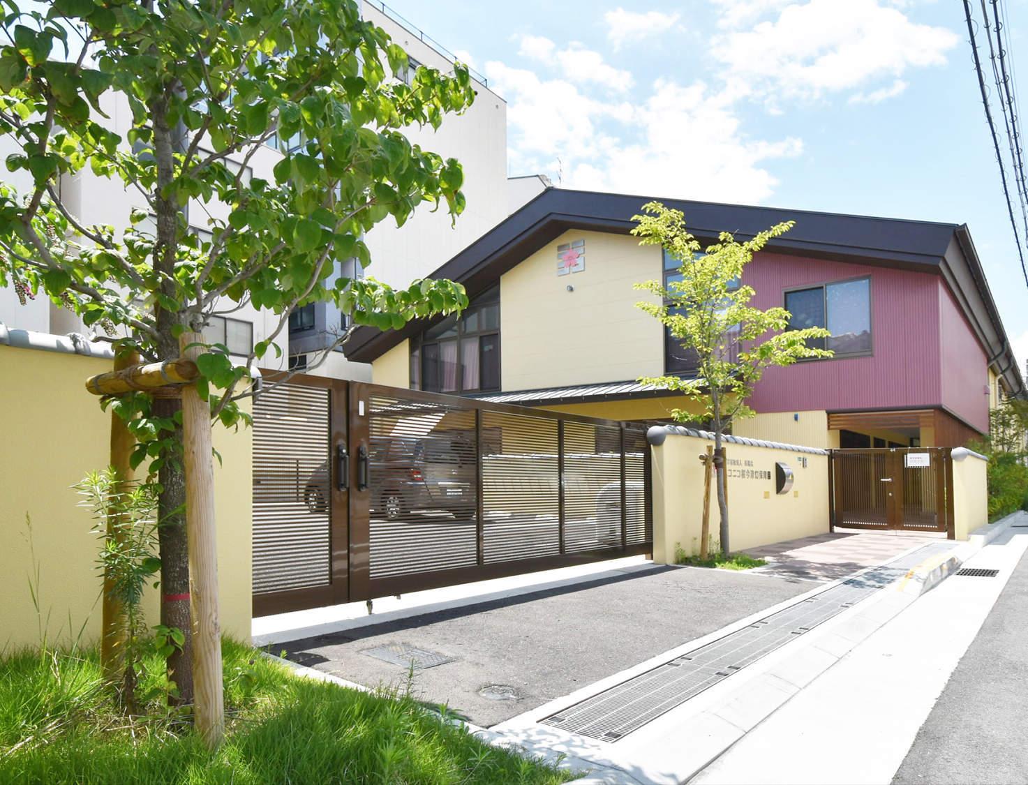ニコニコ桜今津灯保育園様がシルバー賞に選ばれました_a0279334_11165237.jpg