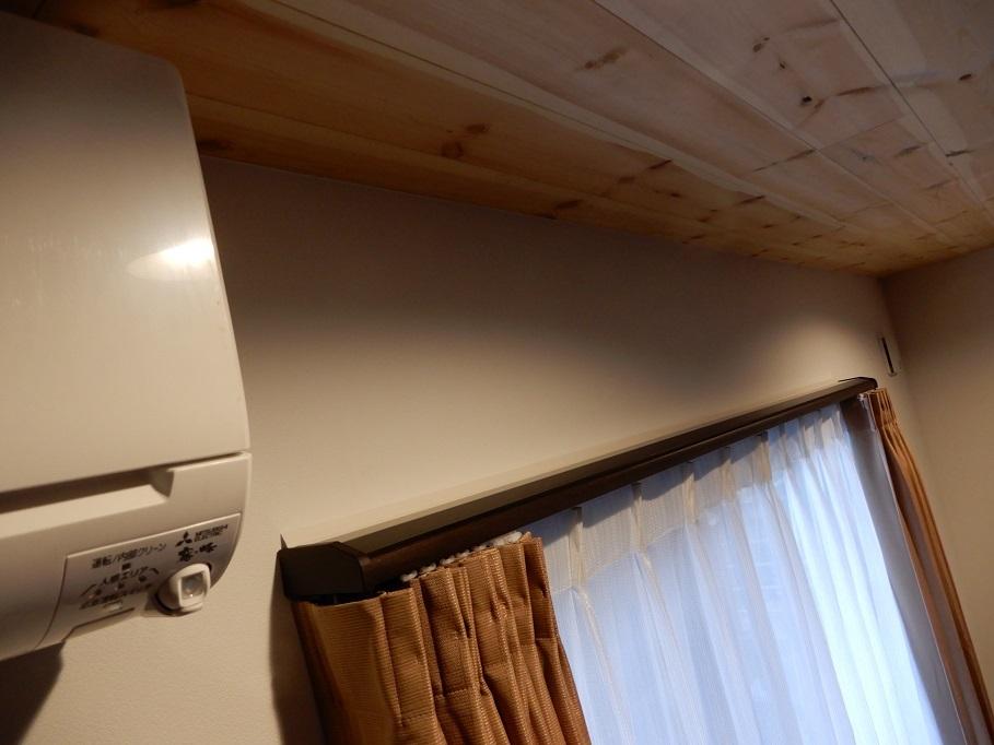 伊那市の設計事務所の家づくり  開放的なリビングがある家「工事監理 カーテン工事」 _b0146238_06500480.jpg