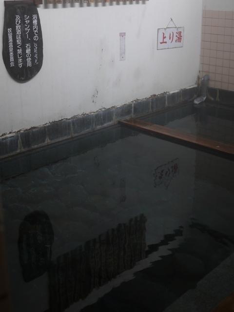 奴留湯温泉共同浴場 熊本県阿蘇郡小国町北里。_a0143140_23104575.jpg