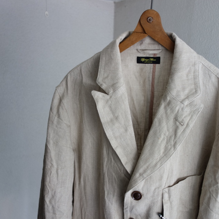 2月の製作 / anotherline heavylinen coat_e0130546_16245947.jpg