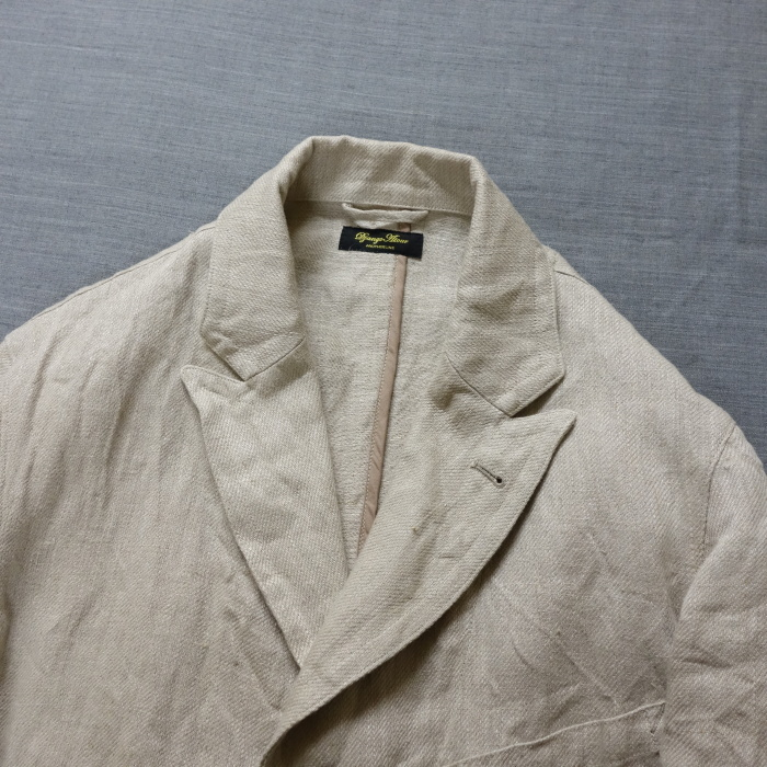 2月の製作 / anotherline heavylinen coat_e0130546_16305170.jpg