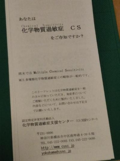 バタバタとCS支援センターのリーフレットをコピー_c0330749_07374823.jpg