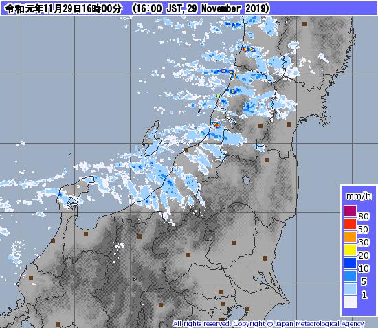 新潟県降雪量予報(2019年11月29日AM/PM)  追記あり_e0037849_16150283.png