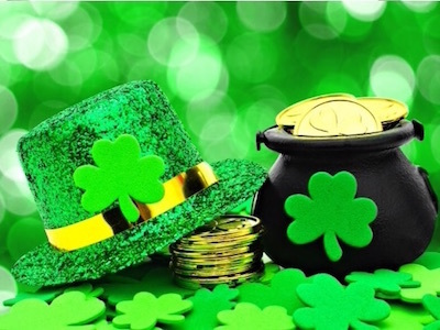 TOKYO SEEDS/ふたりのSt Patrick\'s Day 突如、Irish Stepdanceを踊りだす虹子とフィネガンズ・ウェイクを食べた犬_c0109850_20532420.jpg