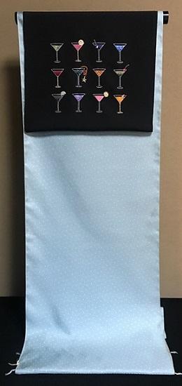 商品紹介・スワロフスキー・刺繍カクテルの帯・年末年始にも。_f0181251_19091974.jpg