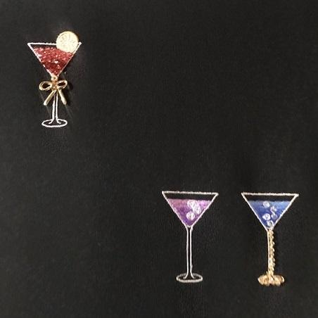 商品紹介・スワロフスキー・刺繍カクテルの帯・年末年始にも。_f0181251_19110759.jpg