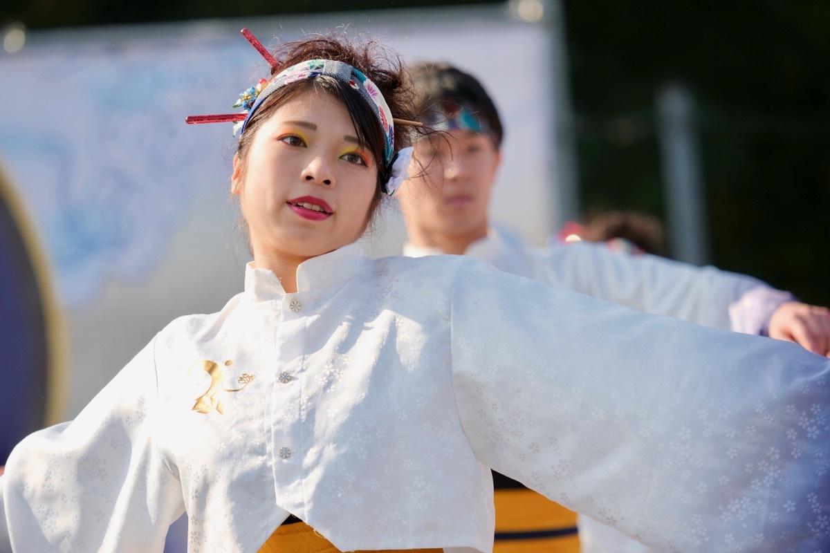 2018日原らっせによさこい祭りその6(周防紅華連)_a0009554_23095154.jpg