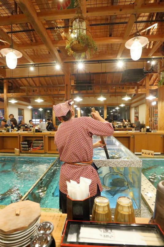 活魚 漁まで、高知名物を食べた_a0077663_17024616.jpg