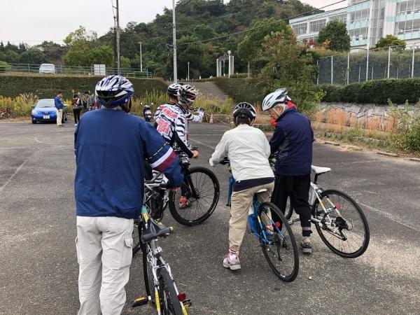 """シニアスポーツサイクル体験会""""チャレンジ・ライド""""を開催しました!_e0197164_09422482.jpg"""