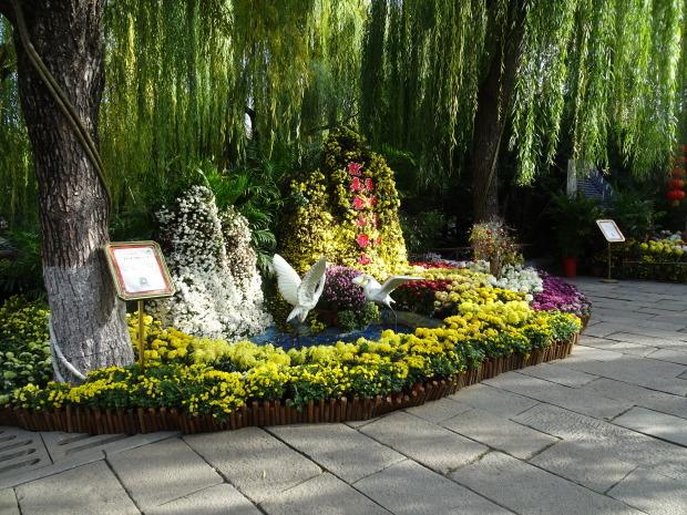 済南市、公園で、、_d0193569_07523114.jpg