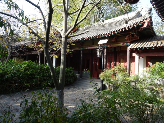 済南市、公園で、、_d0193569_07532194.jpg