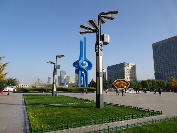 済南市、公園で、、_d0193569_07534013.jpg