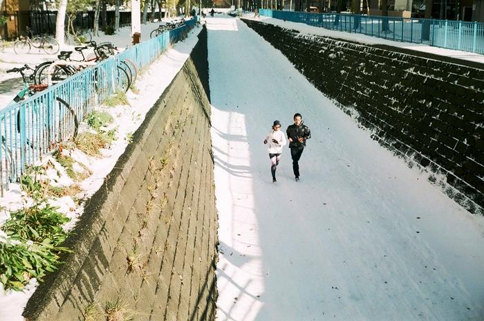 足元の雪対策_c0182775_1544928.jpg