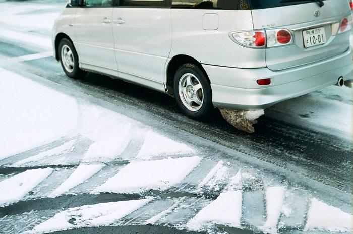 足元の雪対策_c0182775_1584837.jpg