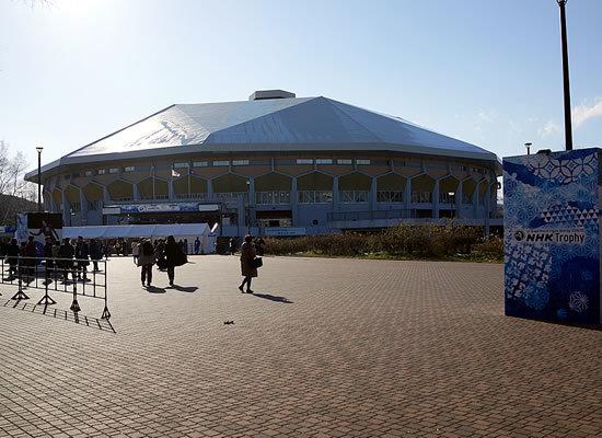 2019.11.23 フィギュア・グランプリシリーズ NHK杯を見に札幌へ(2日目)_a0353681_18555732.jpg