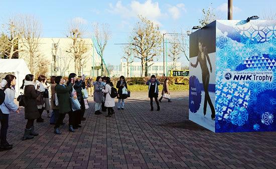 2019.11.23 フィギュア・グランプリシリーズ NHK杯を見に札幌へ(2日目)_a0353681_18562994.jpg