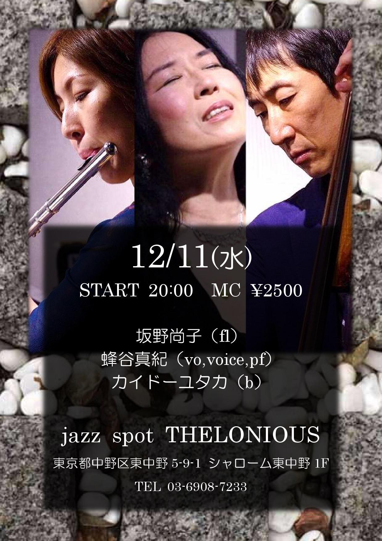 Maki Hachiya 2019:12月 live schedule_d0239981_16415593.jpg