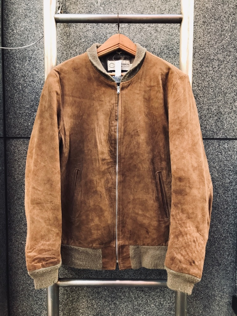 マグネッツ神戸店 11/30(土)Superior入荷! #8 Leather Item!!!_c0078587_16433491.jpg