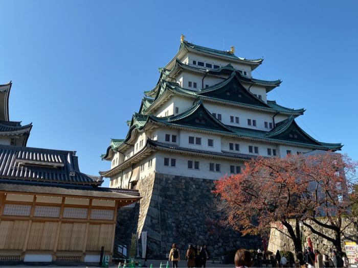 今日は動物園と名古屋城、強行スケジュールで歩きました。_b0175688_20022423.jpg