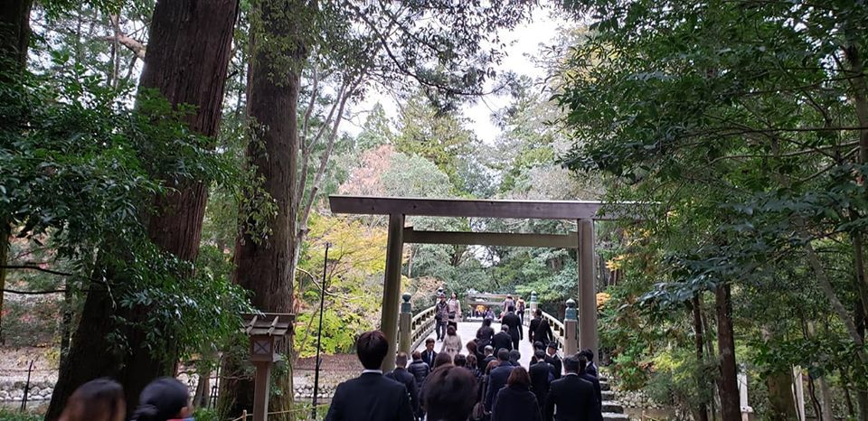伊勢神宮「公式参拝」が無事終了しました。_c0186691_10462596.jpg